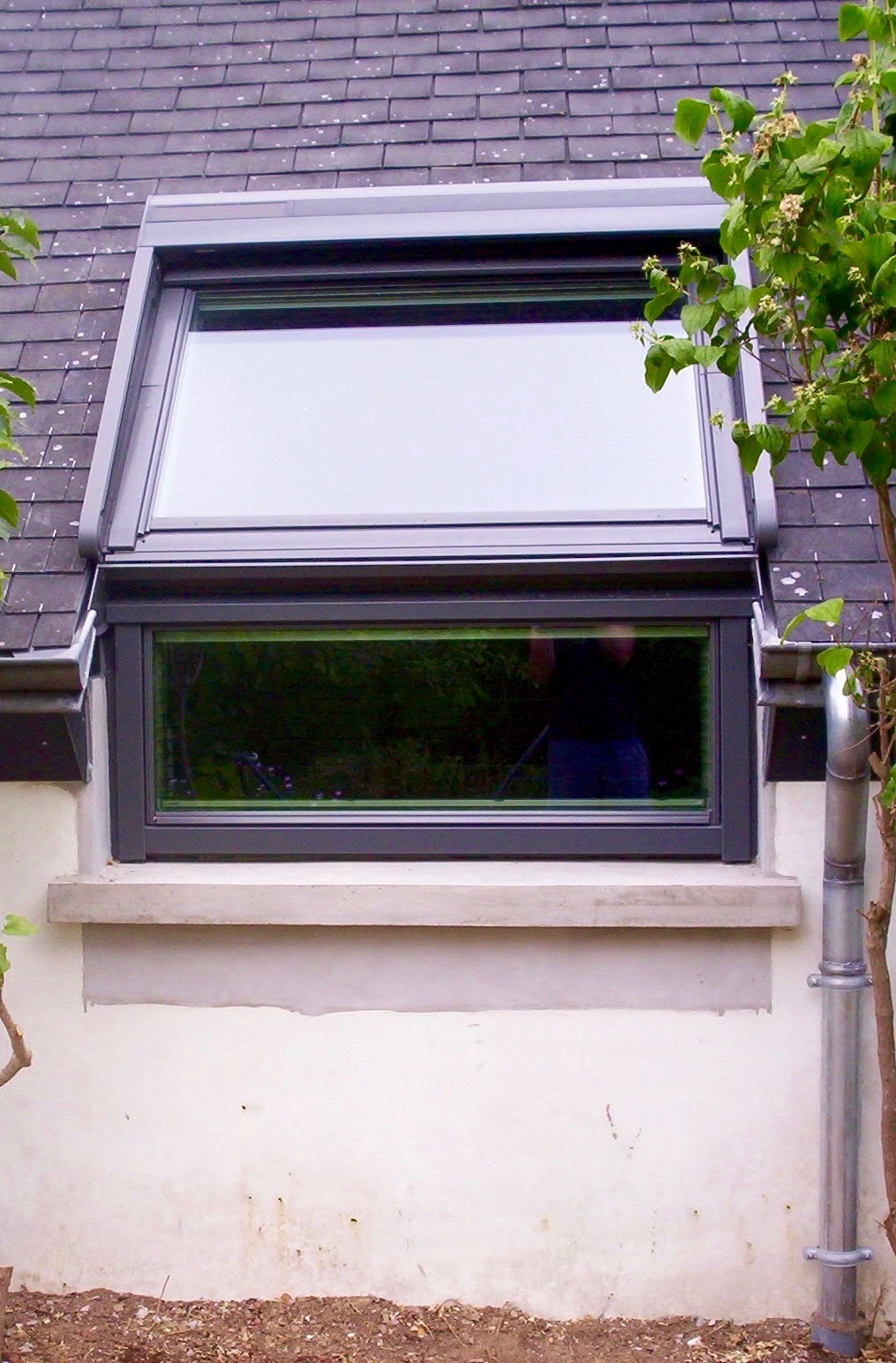 prix velux tout confort 78x98 velux 78x98 fen tre de toit rotation manuelle ggl tout confort. Black Bedroom Furniture Sets. Home Design Ideas